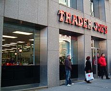 Trader Joe's 外観