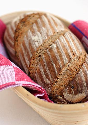 イチジク天然酵母パン