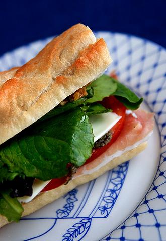 プロシュート・サンドイッチ