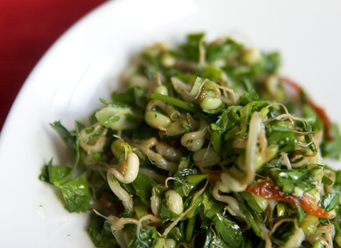 緑豆タブーリ