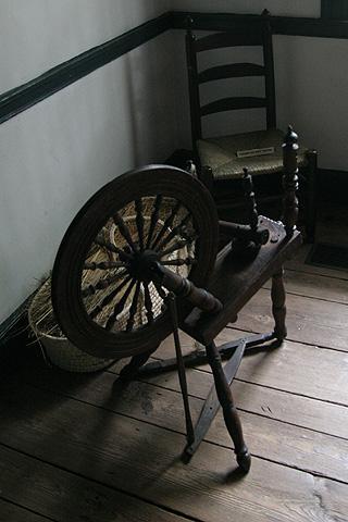 糸巻き:ニューヨーク最古ファームハウスのミュージアム