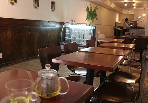 Luxee リュクシー デザートカフェ:インテリア