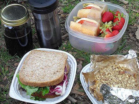 サンドイッチ・ピクニック