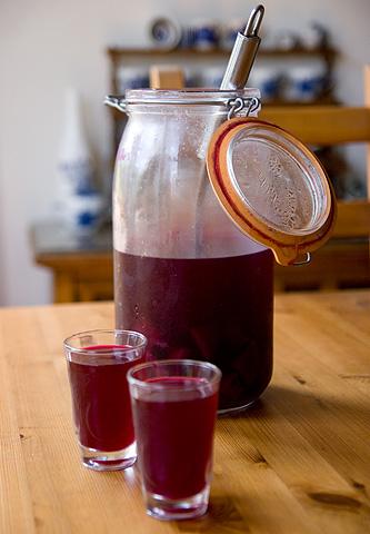 発酵甜菜ジュース