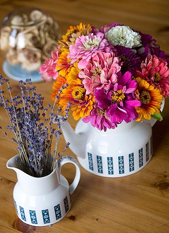 ニューヨーク季節の花