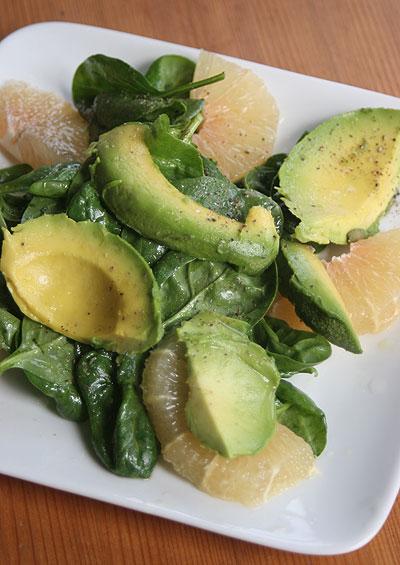 アボカド&グレープフルーツ・サラダ