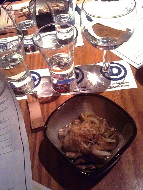 NYC: Urban Sake Tasting Club Inaugural Event
