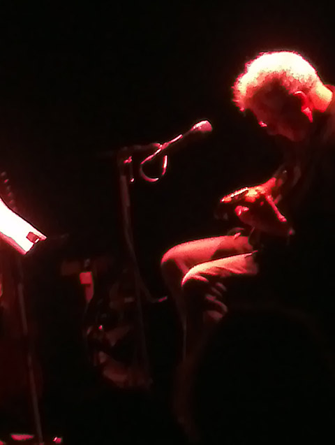 Marc Ribot at Le Poisson Rouge