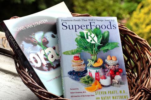 洋書:Super Food and Oracle Diet