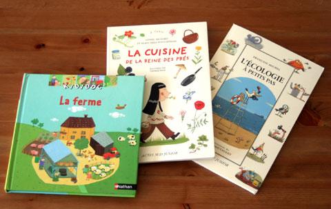 フランス旅行のお土産:本