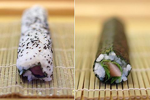 細巻き2種