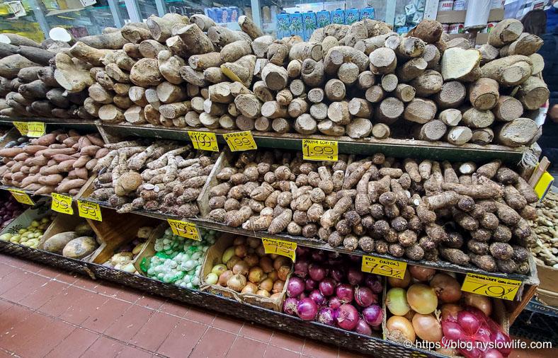 中南米系のイモ
