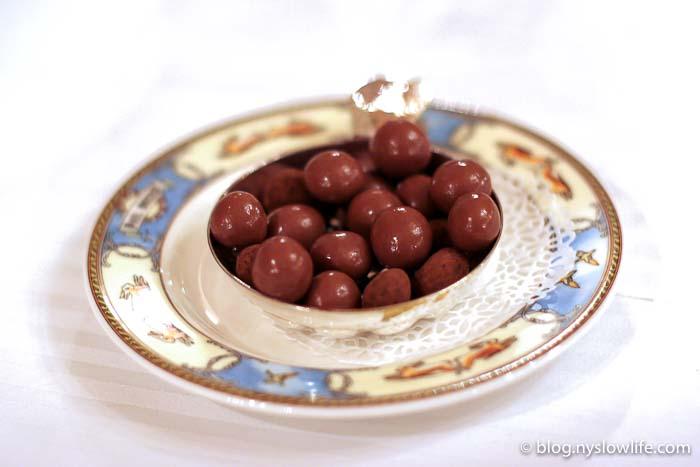 ポール・ボキューズ・フルコース:チョコレート・ボール